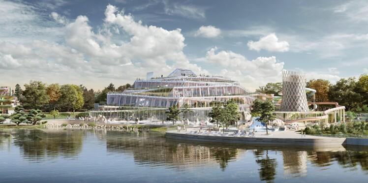 Villages nature® Paris : le nouvel éco lodge de Center Parcs à la sauce Disney