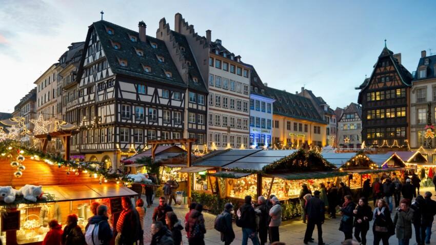 Visite des plus beaux marchés de Noël