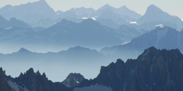 Voyage dans les cimes avec la grimpeuse Catherine Destivelle