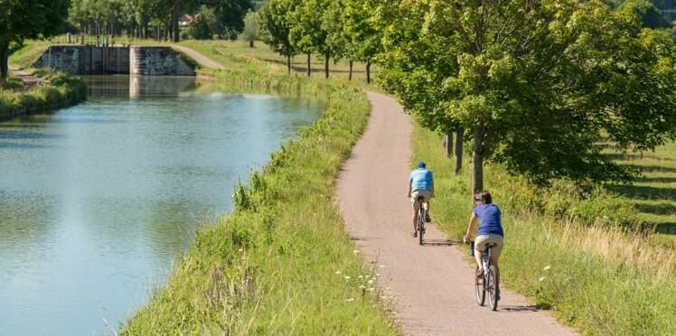 Circuit à vélo : découverte de la région Bourgogne-Franche Comté