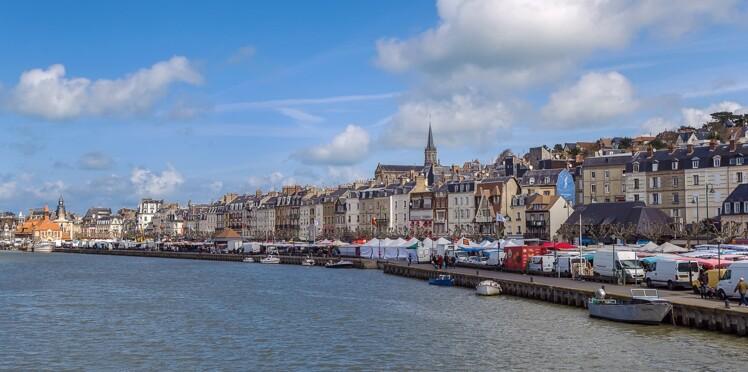 De Deauville à Honfleur : un week-end en Normandie