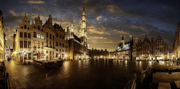 Découvrir Bruxelles en photos