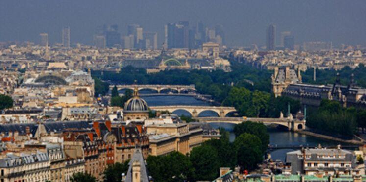 Paris : petite balade avec les stars de la télé