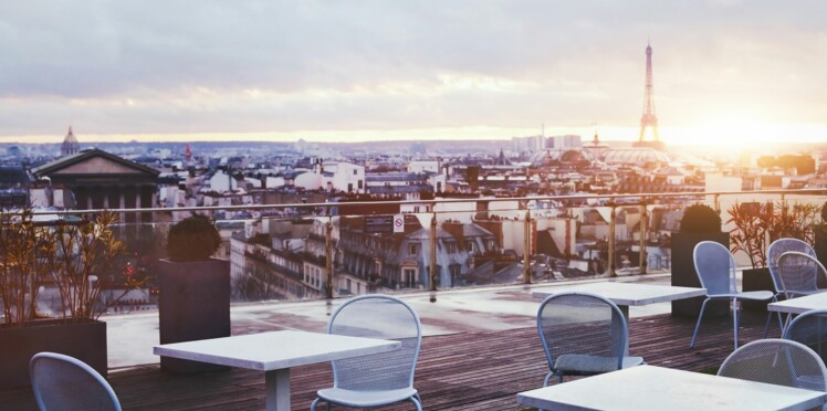 Notre top 5 des meilleures terrasses parisiennes pour l'été 2017