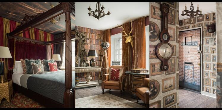 Venez passer la nuit dans un appartement Harry Potter