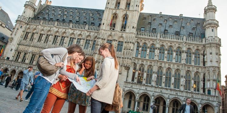 Week-end à Bruxelles entre copines