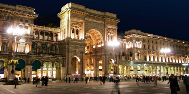 Week-end shopping à Milan