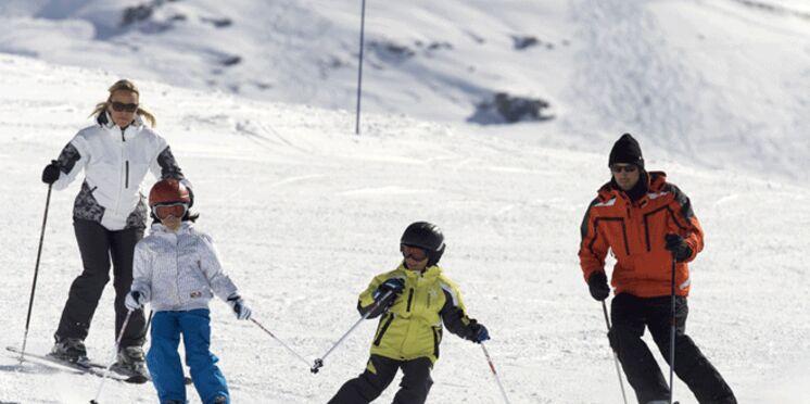Apprenez à skier gratuitement en famille