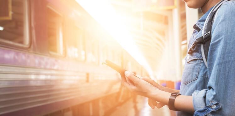 Billets de train moins chers grâce à un site de covoyage solidaire