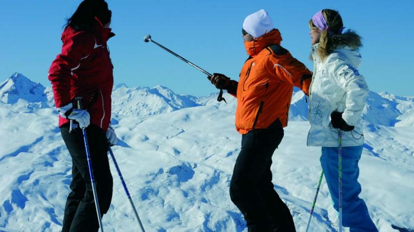Gagnez un séjour au ski pour 4 personnes !