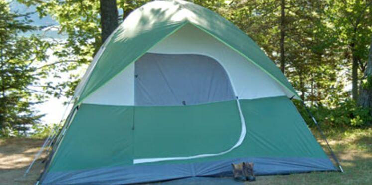 Camping : fréquentation en hausse cet été en France
