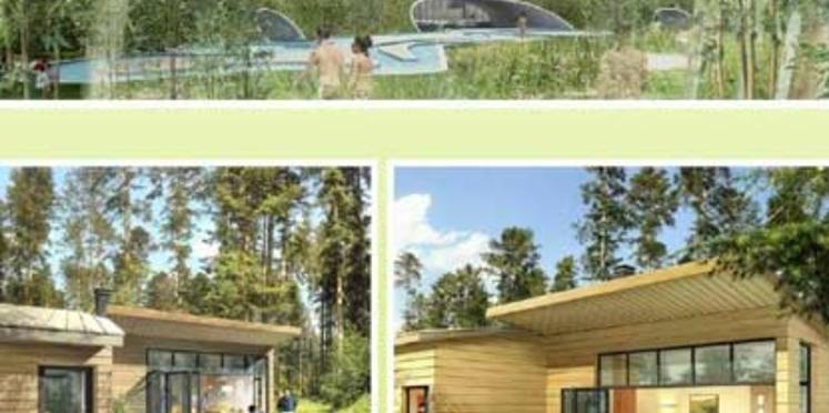 Un nouveau Center Parcs en Moselle