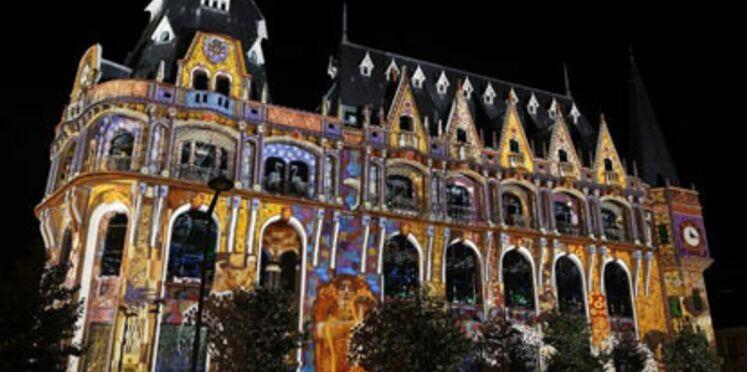 Huitième édition de Chartres en Lumières