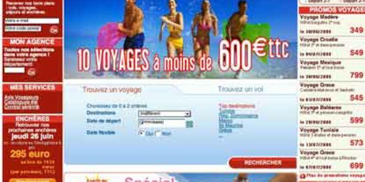 70% des Français favorables aux soldes sur les produits touristiques