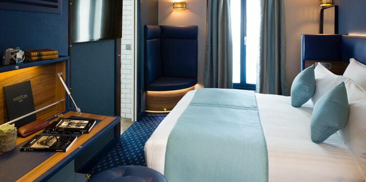 Esprit Orient Express pour l'hôtel Whistler Paris