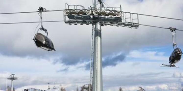 Ski : les stations autant fréquentées que les dernières années