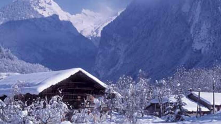 Cette semaine, gagnez un séjour au ski à Samoëns