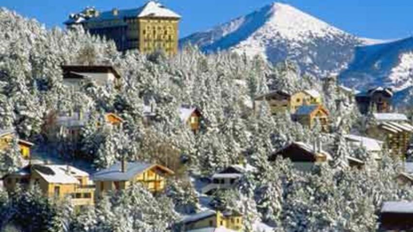 Cette semaine, gagnez un séjour au ski à Font Romeu