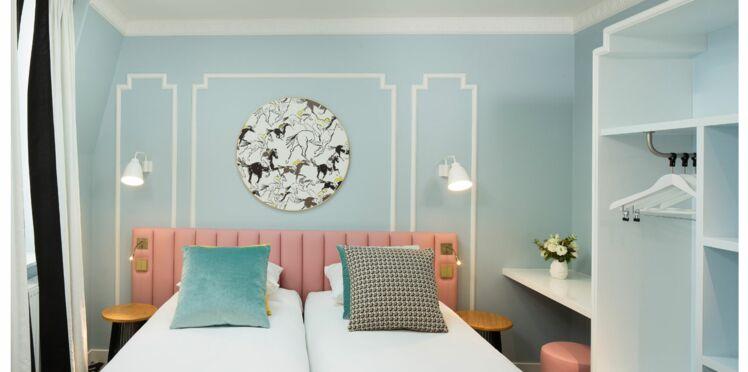 Hotel Pastel, Rendez-vous avec le chic parisien