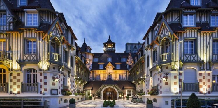 La magie de Noël au Resort Barrière Deauville