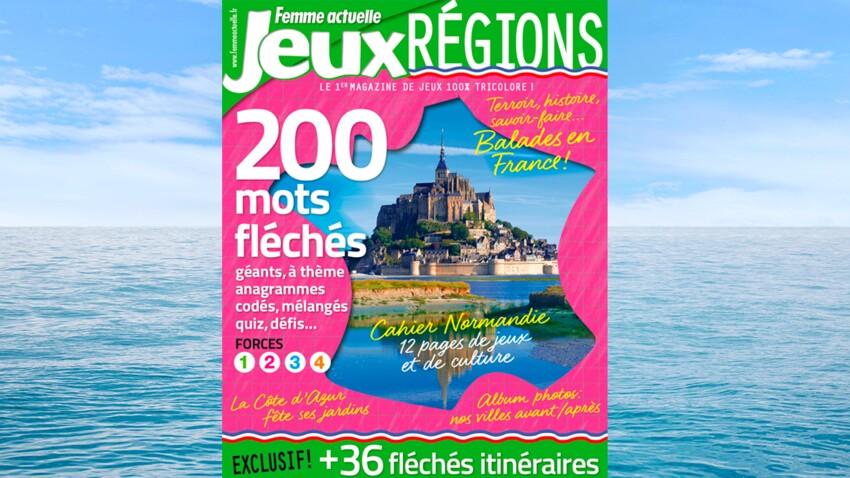 Jouez et découvrez les régions de France