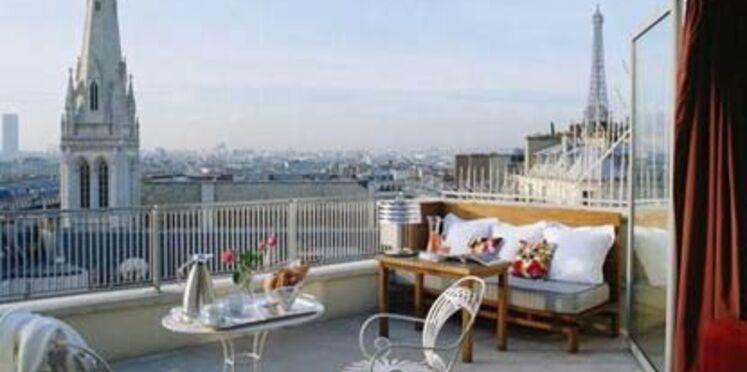 L'Hôtel de Sers à Paris élu meilleur hôtel au monde