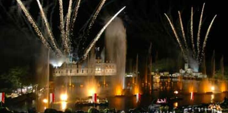 Le Puy du Fou retransmet la cérémonie de son 30è anniversaire sur son site