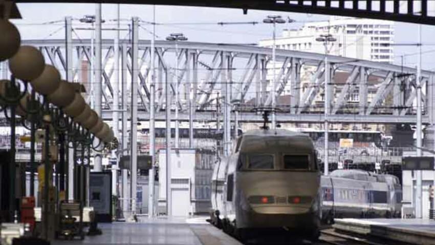 Grève : le trafic SNCF sera légèrement perturbé mardi 8 novembre