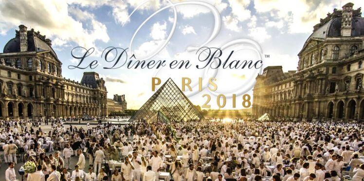 Paris : le Dîner en Blanc fête ses 30 ans