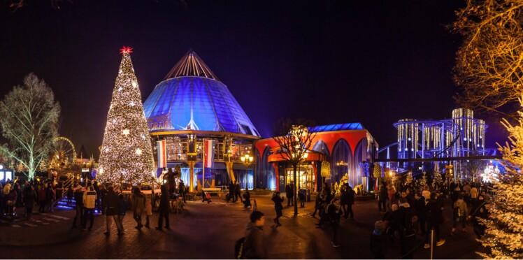 Pour Noël, Europa Park passe à l'heure d'hiver