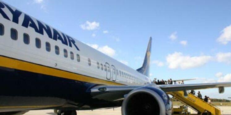 Ryanair : l'enregistrement aux comptoirs coûte désormais 20 euros