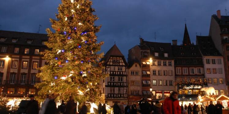 Strasbourg revêt ses habits de Capitale européenne de Noël