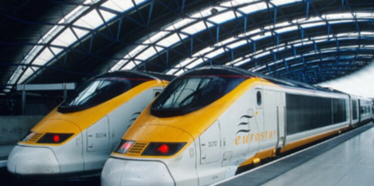 Eurostar : suppression de train et des ventes