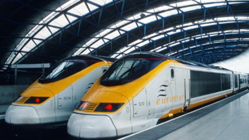 Eurostar : suppression de train et des ventes