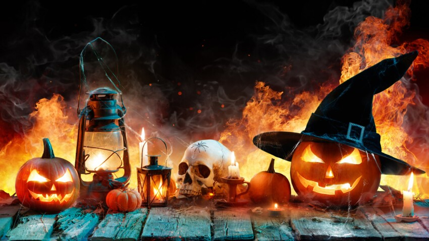 Top 5 des traditions d'Halloween les plus insolites à travers le monde