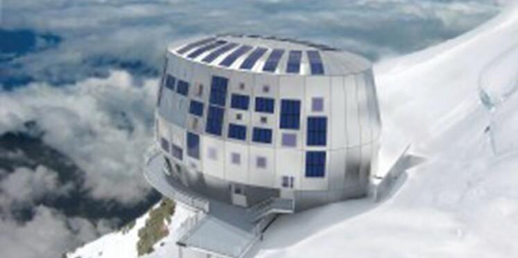 Un refuge alpin écologique ouvrira ses portes en 2012