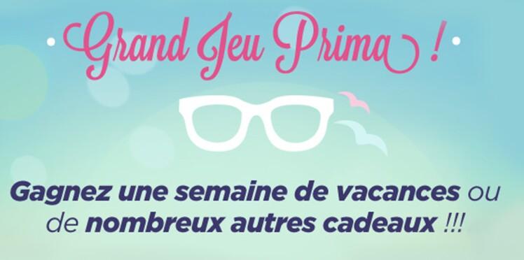 Une semaine de vacances à gagner sur Prima.fr !