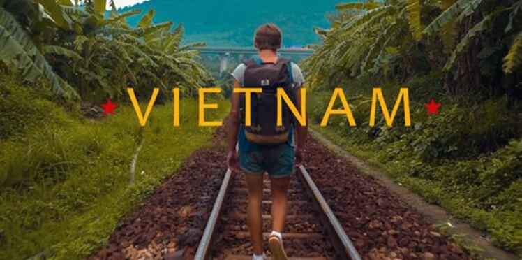 Vidéo : le voyage au Vietnam de deux frères qui a fait le tour du web