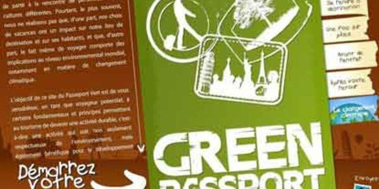 Voyager vert grâce au passeport vert des Nations Unies