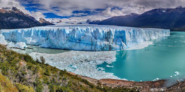 4 glaciers du bout du monde sublimes et étonnants !