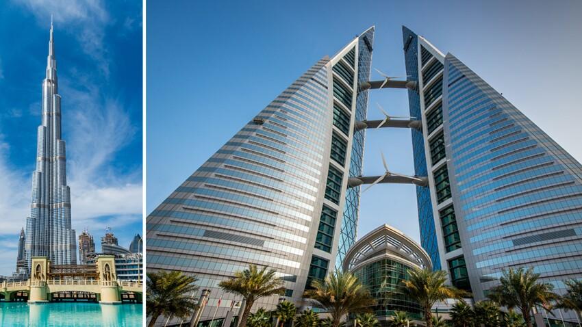 5 des gratte-ciel les plus étonnants de la planète !