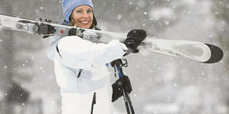 Au ski d'un coup de souris