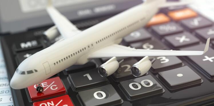 Billets d'avion, je paye en quatre fois