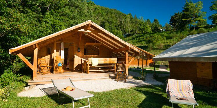 Camping : on a déniché pour vous des hébergements insolites