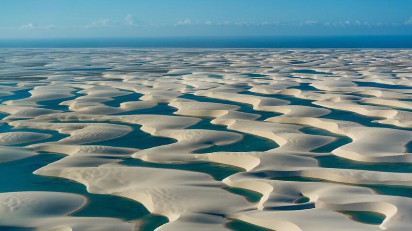 5 photos de déserts à couper le souffle