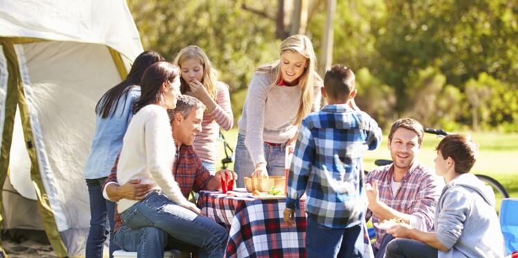 Famille nombreuse ? Les atouts du camping!
