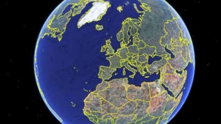 5 façons de découvrir Google Earth