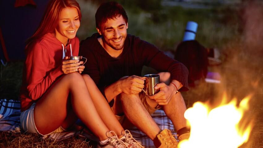 L'amour au camping, c'est prouvé !
