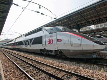 Le TGV fête ses 30 ans