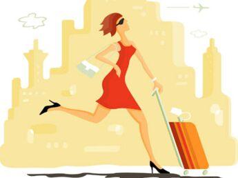 Poids des bagages en avion : à savoir